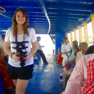 India Boat camera